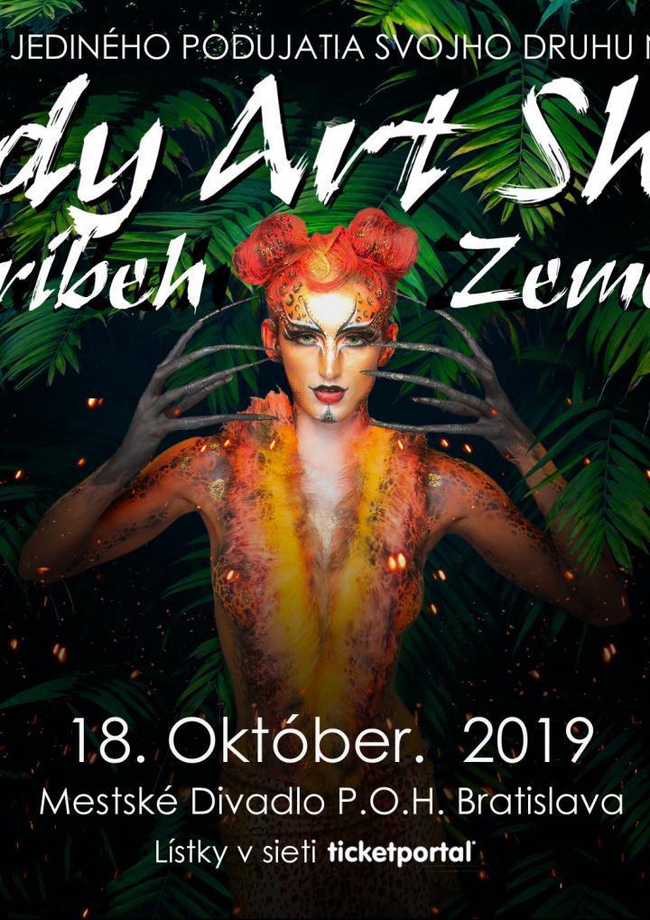 Body Art Show 2019 Citylife